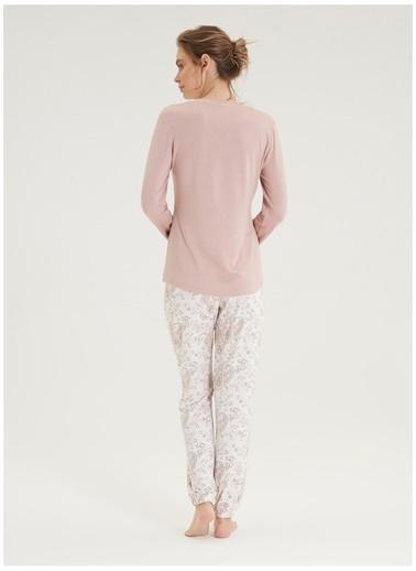 Blackspade Pijama Takım Pembe